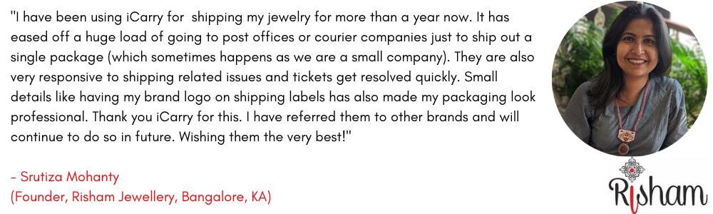 Risham Jewellery iCarry Review